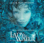 Cover CD Lady in the Water