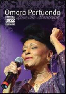 Omara Portuondo. Live in Montreal - DVD
