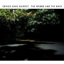 The Words and the Days - CD Audio di Enrico Rava