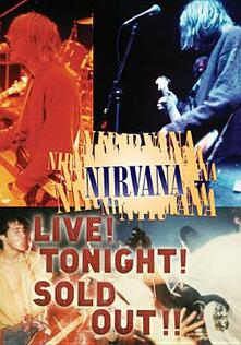 Nirvana. Live! Tonight! Sold Out! - DVD