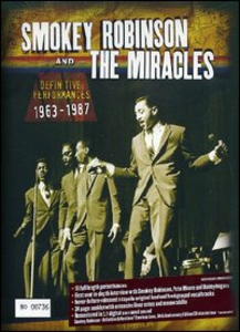 Film Smokey Robinson & The Miracles. The Definitive Performances: 1963 To 1987