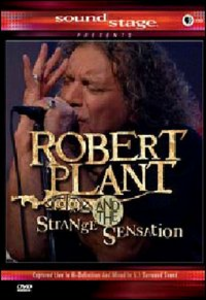 Film Robert Plant & The Strange Sensations. Soundstage