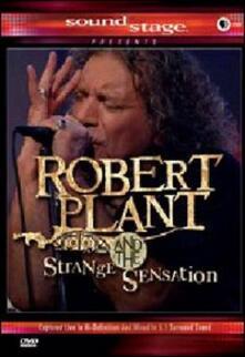 Robert Plant & The Strange Sensations. Soundstage - DVD