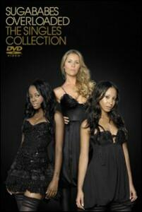 Sugababes. Overloaded: The Singles Collection - DVD