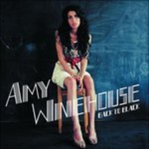 Back to Black - CD Audio di Amy Winehouse