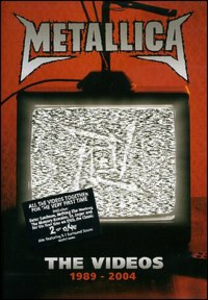 Film Metallica. The Videos. 1989 - 2004