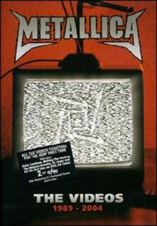 Metallica. The Videos. 1989 - 2004 - DVD