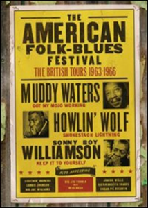 Film The American Folk Blues Festival. Vol. 4. The British Tours 1963 - 1966