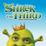 Cover CD Shrek terzo