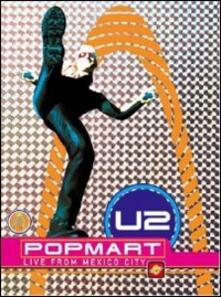 U2. Popmart. Live from Mexico City - DVD