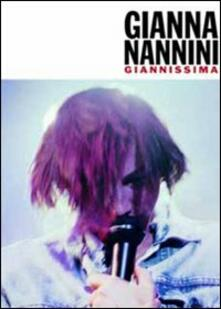 Gianna Nannini. Giannissima (DVD) di Hannes Rossacher,Rudi Dolezal - DVD