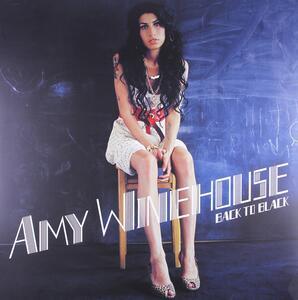 Vinile Back to Black Amy Winehouse