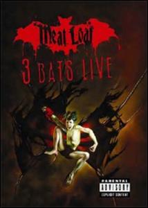 Film Meat Loaf. 3 Bats Live