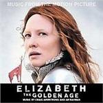 Cover CD Colonna sonora Elizabeth - The Golden Age