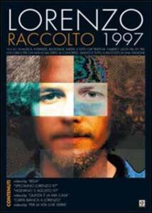 Jovanotti. Lorenzo. Raccolto 1997 - DVD