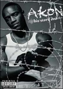 Akon. His Story - DVD