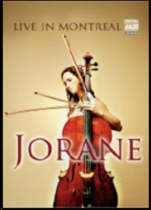 Film Jorane. Live in Montreal