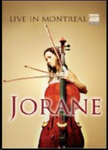 Jorane. Live in Montreal - DVD