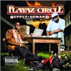 Supply & Demand - Vinile LP di Playaz Circle