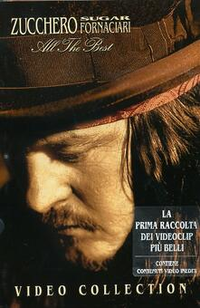 Zucchero. All the Best Video Collection - DVD