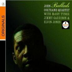 CD Ballads John Coltrane