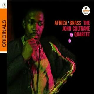 CD Africa / Brass John Coltrane