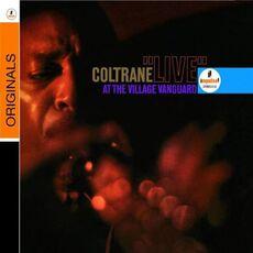 CD Live at the Village Vanguard John Coltrane
