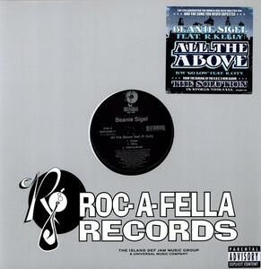 All the Above - Vinile LP di Beanie Sigel