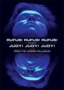 Film Rufus Wainwright. Rufus! Does Judy! Live At The London Palladium