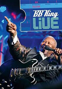 B. B. King. Live - DVD