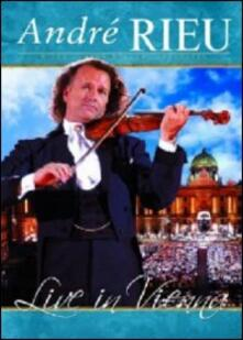 André Rieu. Live in Vienna - DVD