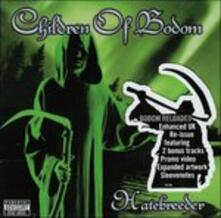 Hatebreeder - CD Audio di Children of Bodom