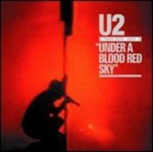 Under a Blood Red Sky - Vinile LP di U2