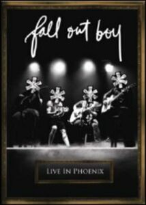 Film Fall Out Boy. **** Live in Phoenix