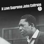 CD A Love Supreme John Coltrane