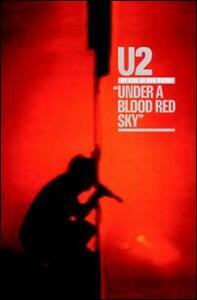 U2. Live at Red Rocks. Under a Blood Red Sky - DVD