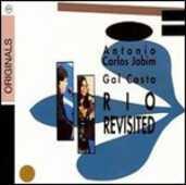 CD Rio Revisited Antonio Carlos Jobim Gal Costa
