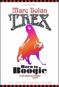 Film Marc Bolan And T.Rex. Born To Boogie