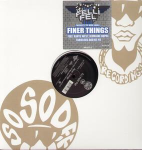 Finer Things - Vinile LP di DJ Felli Fel