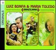 CD Braziliana Luiz Bonfa Maria Helena de Toledo