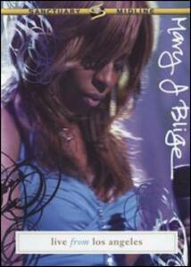 Mary J. Blige. Live from Los Angeles - DVD