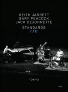 Film Keith Jarrett. Standards in Japan I & II
