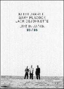 Keith Jarrett Trio. Live in Japan 93-96 (2 DVD) - DVD
