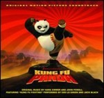 Cover CD Colonna sonora Kung Fu Panda