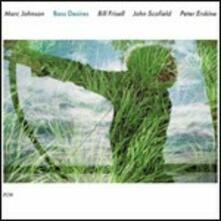 Bass Desires (Touchstones) - CD Audio di John Scofield,Bill Frisell,Marc Johnson,Peter Erskine