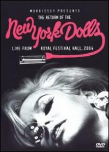 Film New York Dolls. Live From Royal Festival Hall '04
