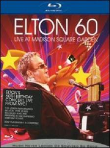 Film Elton John. Elton 60. Live From Madison Square Garden