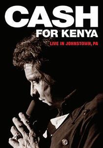 Johnny Cash. Cash for Kenya - DVD