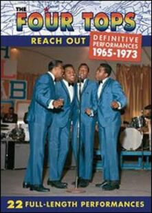 The Four Tops. Reach Out - DVD