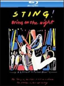 Sting. Bring on the Night - Blu-ray